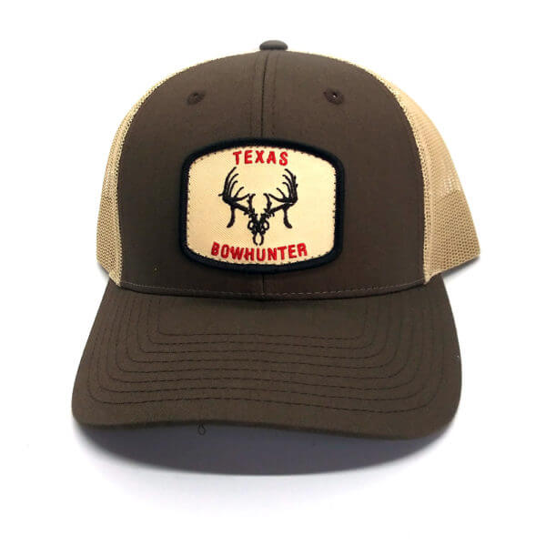 texas bowhunter cap ttha