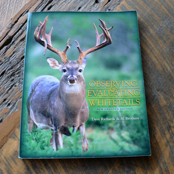 Observing & Evaluating Whitetail book